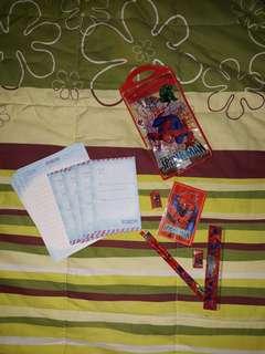 Stationary bundle (school supplies bundle)