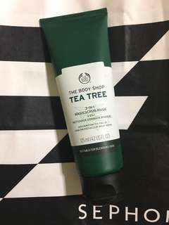 The Body Shop Tea Tree 3in1 Cleanser