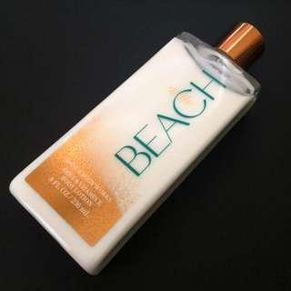 Body lotion bath and body works bbw