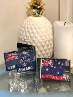 Australia & New Zealand patches
