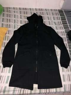 Coat panjang rajut