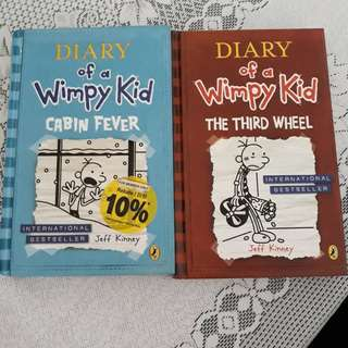 Diary Of A Wimpy Kid (Hard Cover)