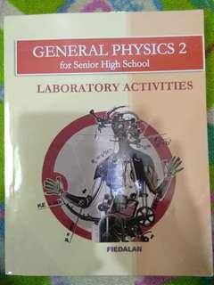 Laboratory Activities General Physics 2 for Senior Highschool