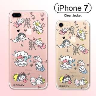 Tsum tsum 廸士尼公主 - iPhone 手機屏幕保護貼&手機殼