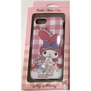 [半價!原價180]Sanrio - My Melody iPhone7/8 雙層保護殼 手機 機殼