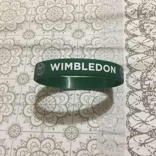 Wimbledon Jelly Wristband