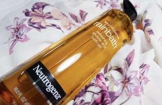 Neutrogena rain bath body wash