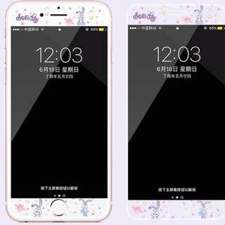 廸士尼Duffy, Stella Lou v3 - iPhone 手機屏幕保護貼&手機殼