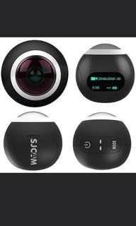 Brand new sjcam sj360