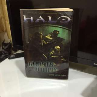Halo Ghost Of Onyx