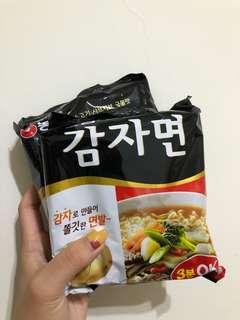 韓國馬鈴薯麵❤️