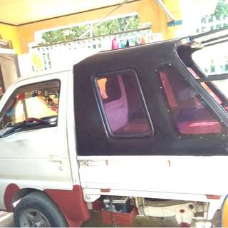 Pick-up multicab for rent (cebu)