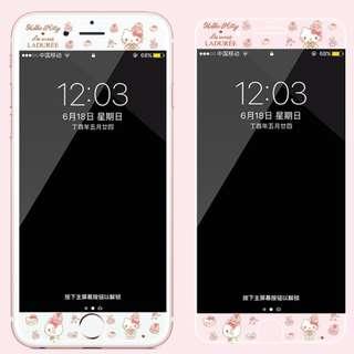 Sanrio Hello Kitty v4 - iPhone 手機屏幕保護貼