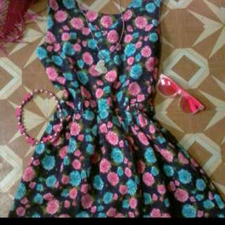 Floral dress brand new