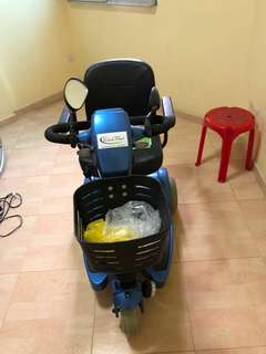 Brand new Motorised scooter (Never use before)
