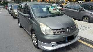Nissan Grand Lavina 1.6