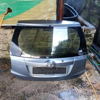 Lelong Myvi rear body