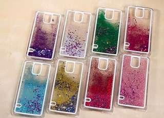 Samsung Glitter Phone Case 三星流沙手機殼