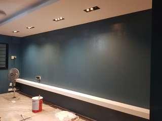 RESALE  UNIT - Painting/Plastering Service