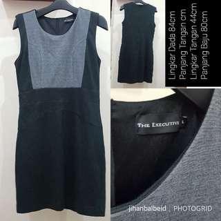 #mausupreme Formal Dress Black Grey THE EXCECUTIVE