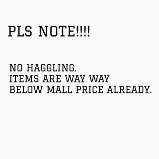 PLEASE TAKE NOTE