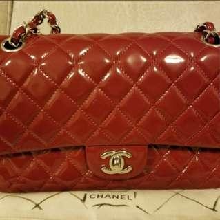 漆皮 Chanel Bag