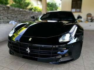 Ferrari FF 6.2 V12 AWD (LIMITED UNIT IN MY)