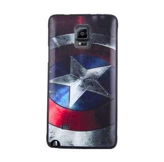 Samsung Phone Case Captain America 三星手機殼 美國隊長