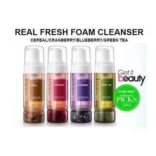 🚚 [NEOGEN] Foam Cleansers 160ml