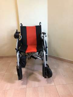 Brand new electric wheelchair