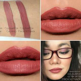 Lip Bundle: Frick + Calypso