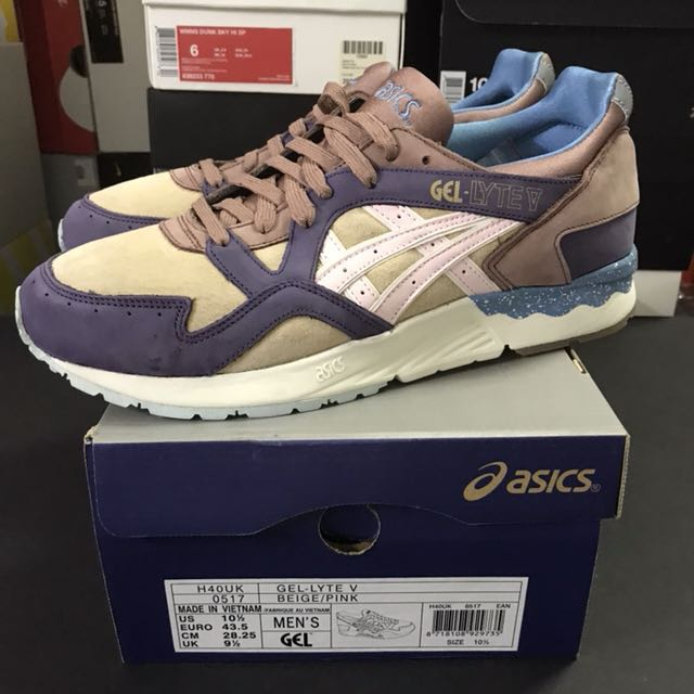 100% authentic 467ef 68732 Asics X Offspring Gel Lyte V 5 Desert Pack
