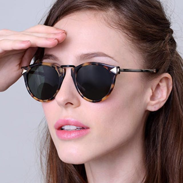 1ce104a4aec AUTHENTIC Karen Walker Helter Skelter Sunglasses  PayDay30