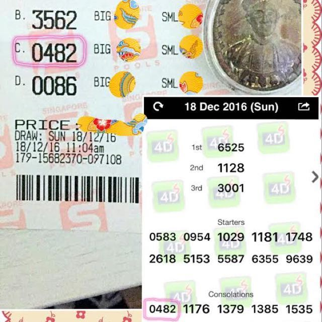 BestThaiAmulets @@@ Another Lucky 4d Winner @@@ Testimonial From Bro After  Inviting Er Ge Feng Amulet See Improvement In His Luck & Won At 4d !!!