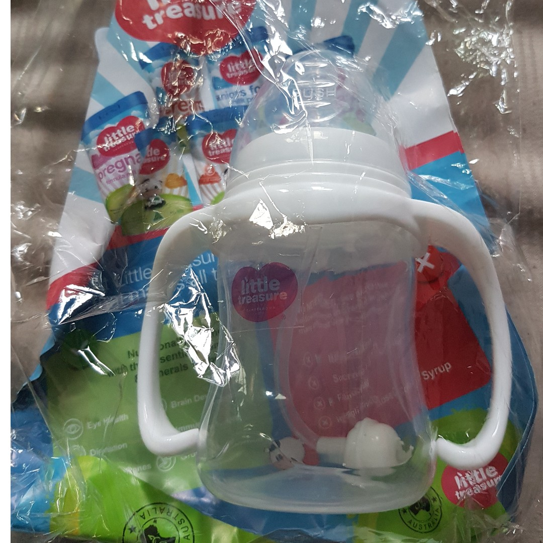 7f7030d509 BabyStuff* BRAND NEW Little Treasure Bottle, Babies & Kids, Nursing ...