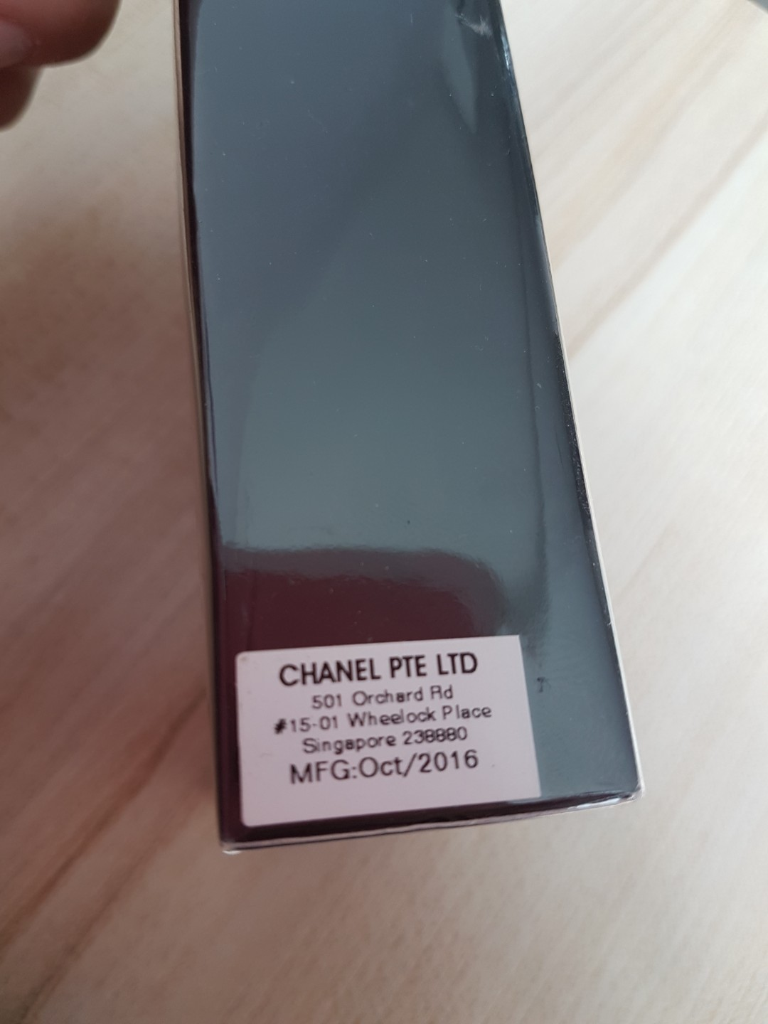 Chanel Blue Men perfume
