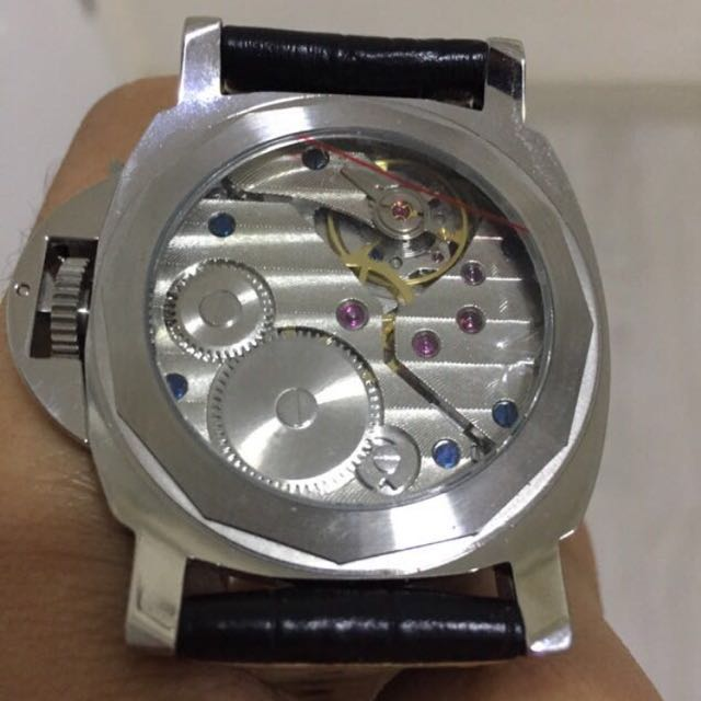 Junk Cars For 500 Dollars >> Educational Info on Parnis /Marina Militare Watch Movement, Men's Fashion, Watches on Carousell