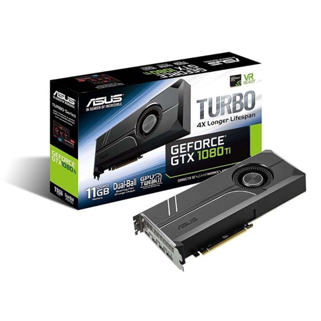 EVGA GeForce GTX-1080 Ti FTW3 GAMING, 11GB GDDR5X, iCX Technology - 9 Thermal Sensors & RGB LED G/P/M, 3x Async Fan Control, Optimized Airflow Design Graphics Card
