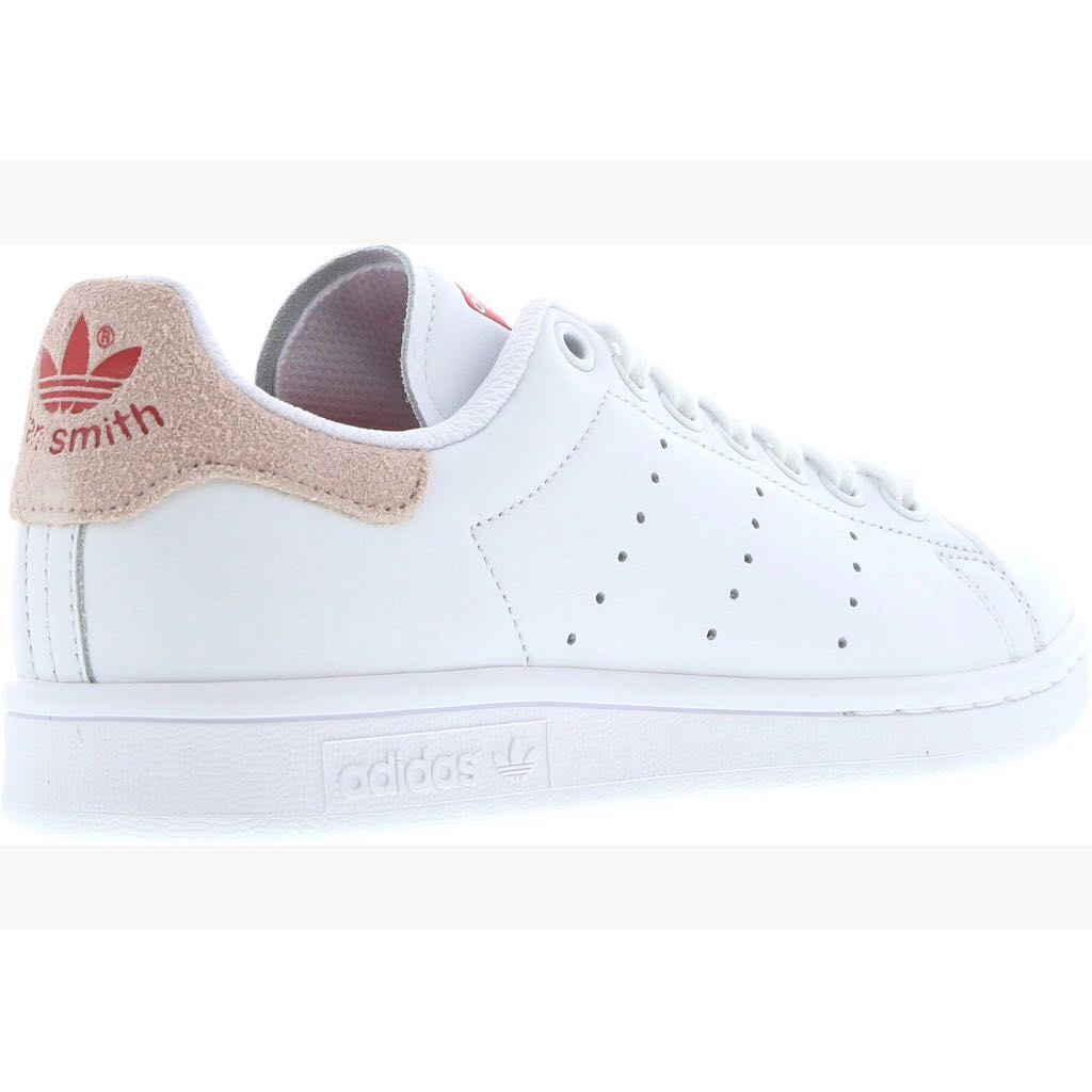 online store e16e5 8b709 EXCLUSIVE] Adidas Stan Smith Pink Suede Tab UK 4 to 7.5 ...
