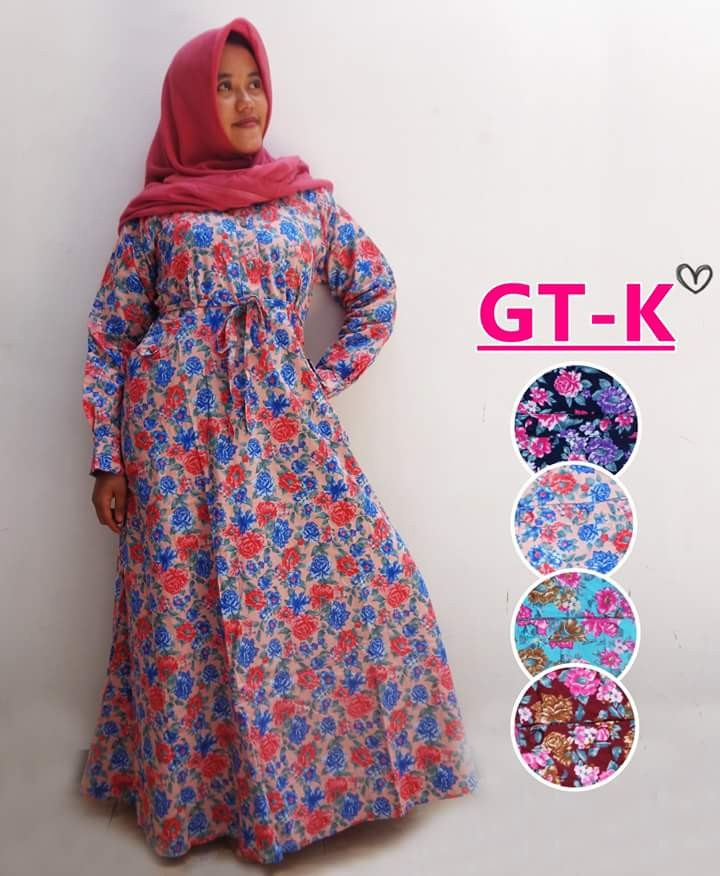Gamis Dewasa Cantik Women S Fashion Muslim Fashion On Carousell