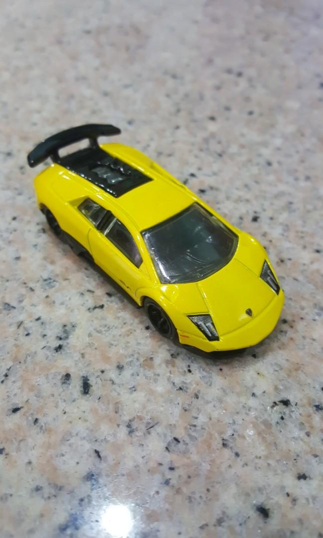 Hot Wheels Lamborghini Murcielago Sv Toys Games Others On Carousell