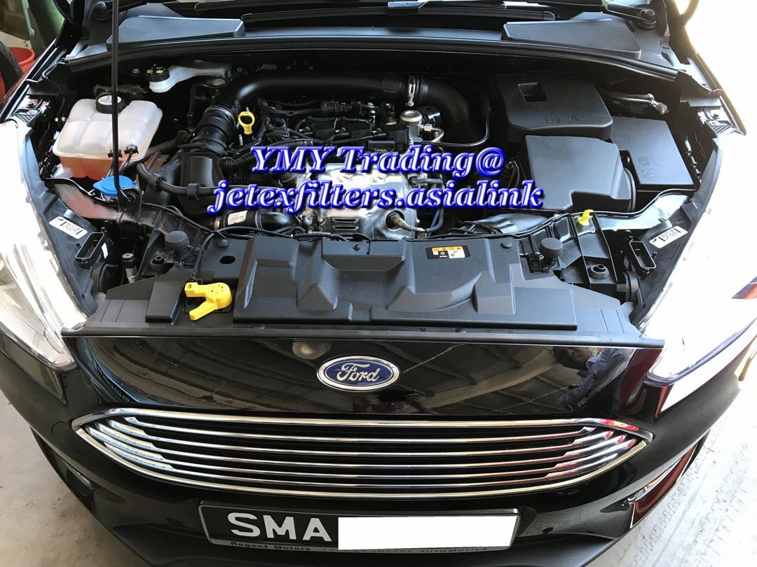 Jetexfilters Ford Jetexfiltersasialink Week Old With New Bid Car Registration Plate Ford Focus 1 0t Came To Upgrade Jetex High Flow Performance Drop