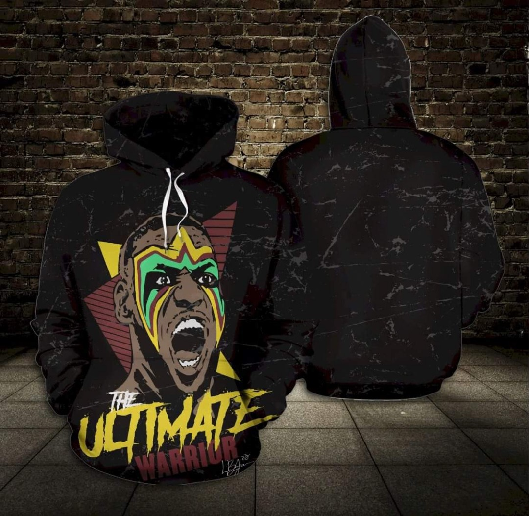 8ed8c858d120 Lebron Jame Ultimate Warrior Hoodie, Men's Fashion, Clothes, Tops on ...