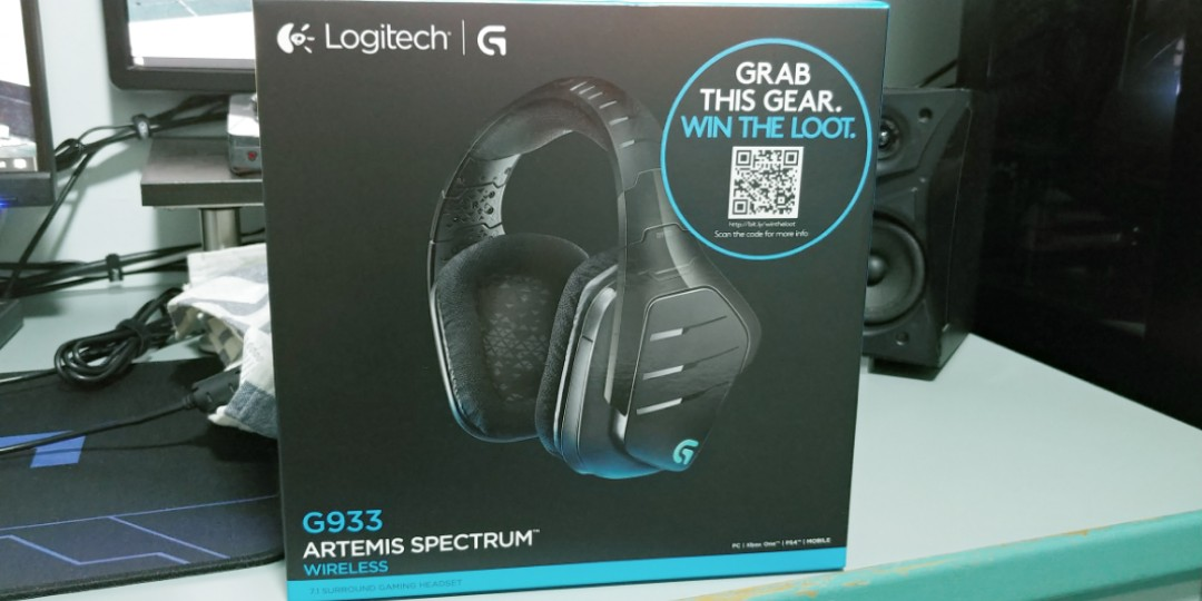Logitech G933 Mic Not Working Xbox One