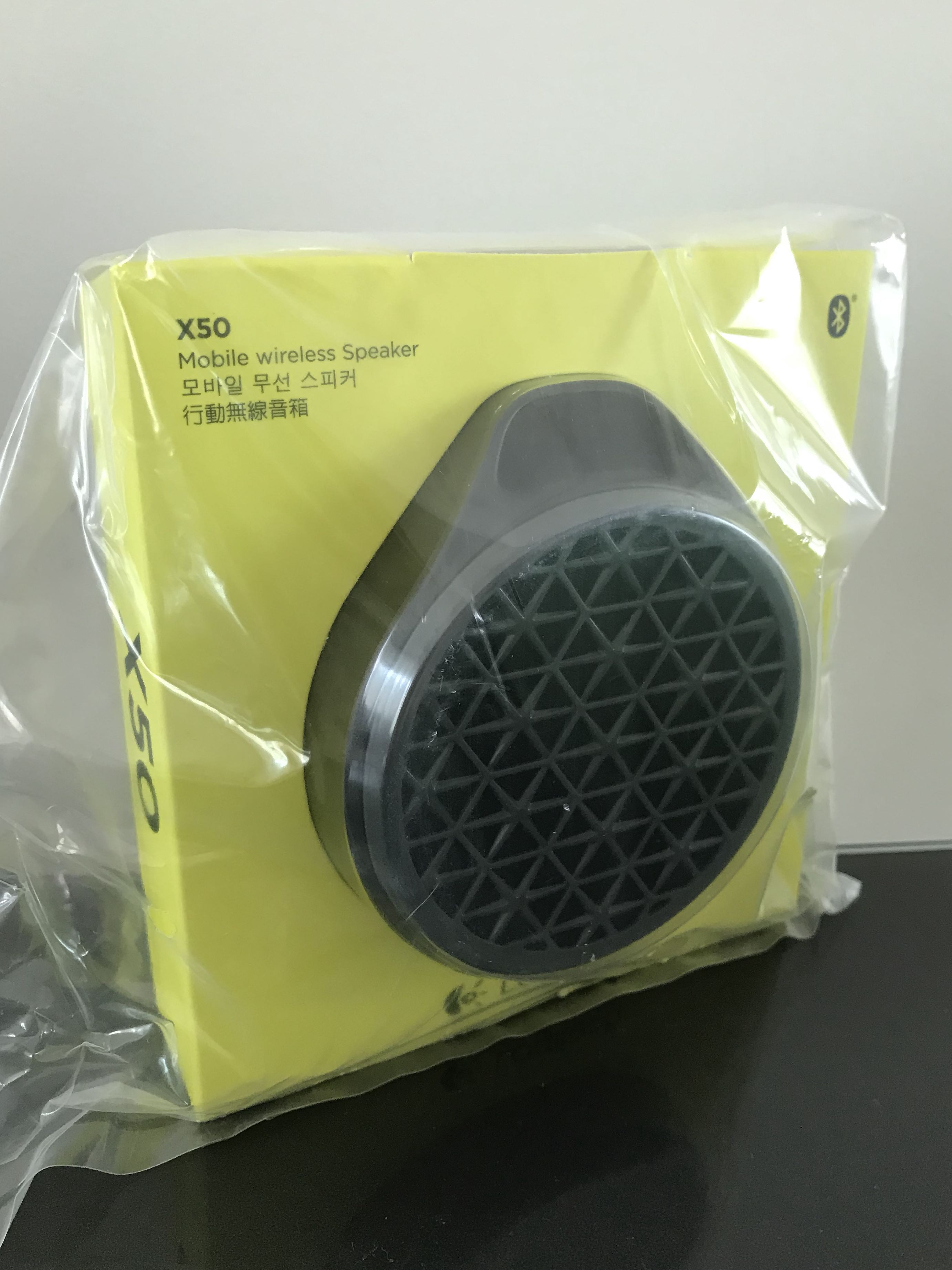 Logitech X50 Mobile Wireless Speaker Electronics Others On Carousell Bluetooth Photo