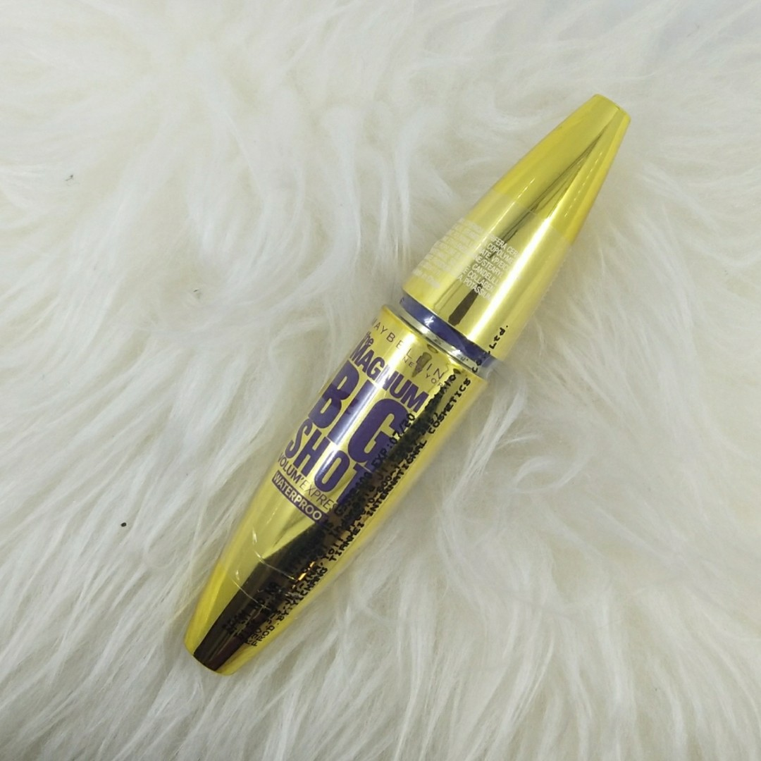Maybelline Magnum Big Shot Mascara Health Beauty Makeup On Carousell 100 Ori