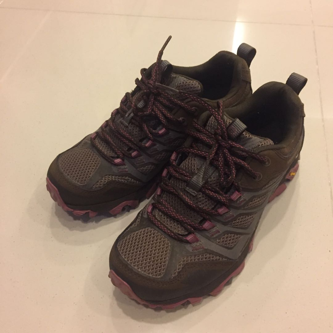merrell vibram ladies shoes
