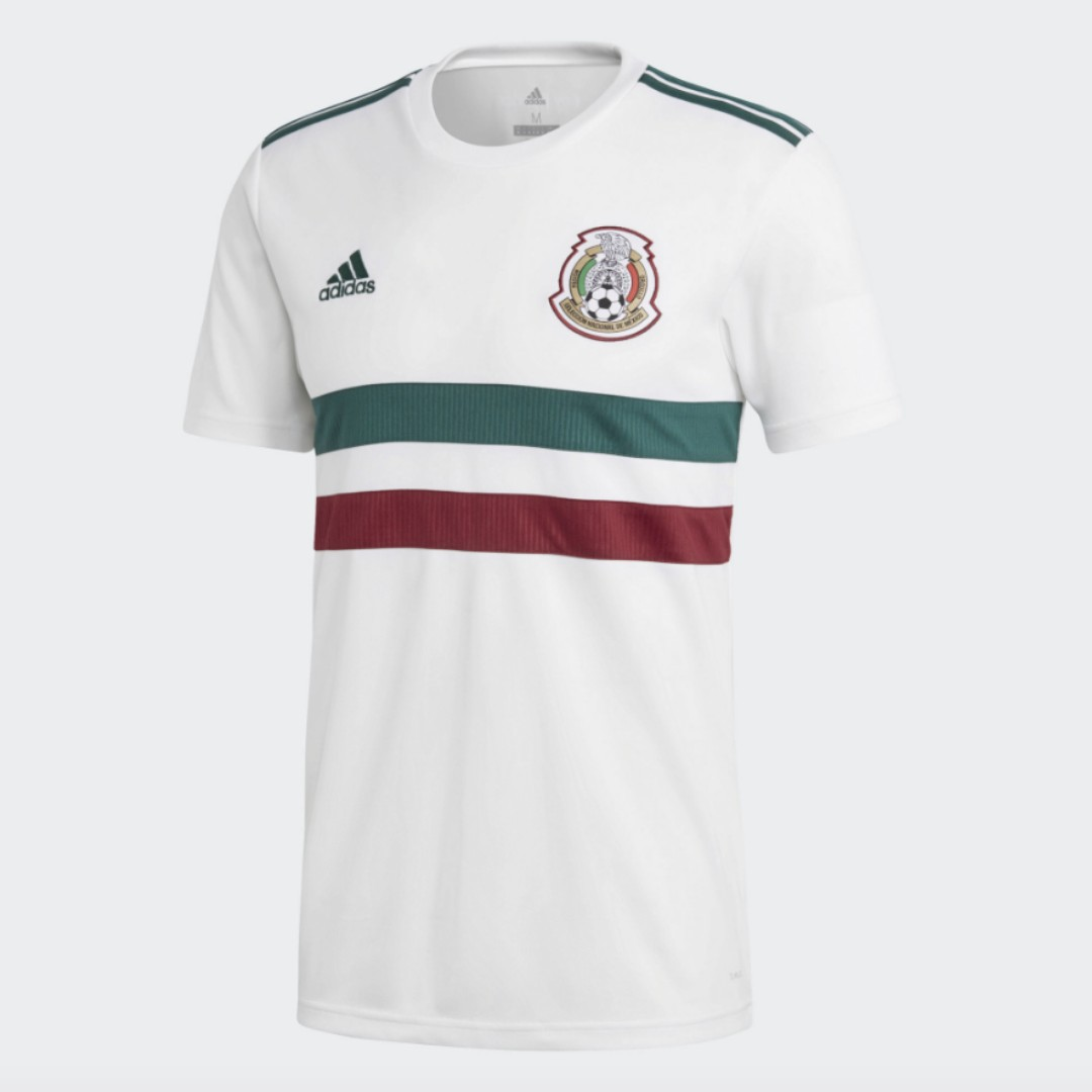 2260dd6c1 Mexico 2018 World Cup Adidas Away Kit, Sports, Sports Apparel on ...