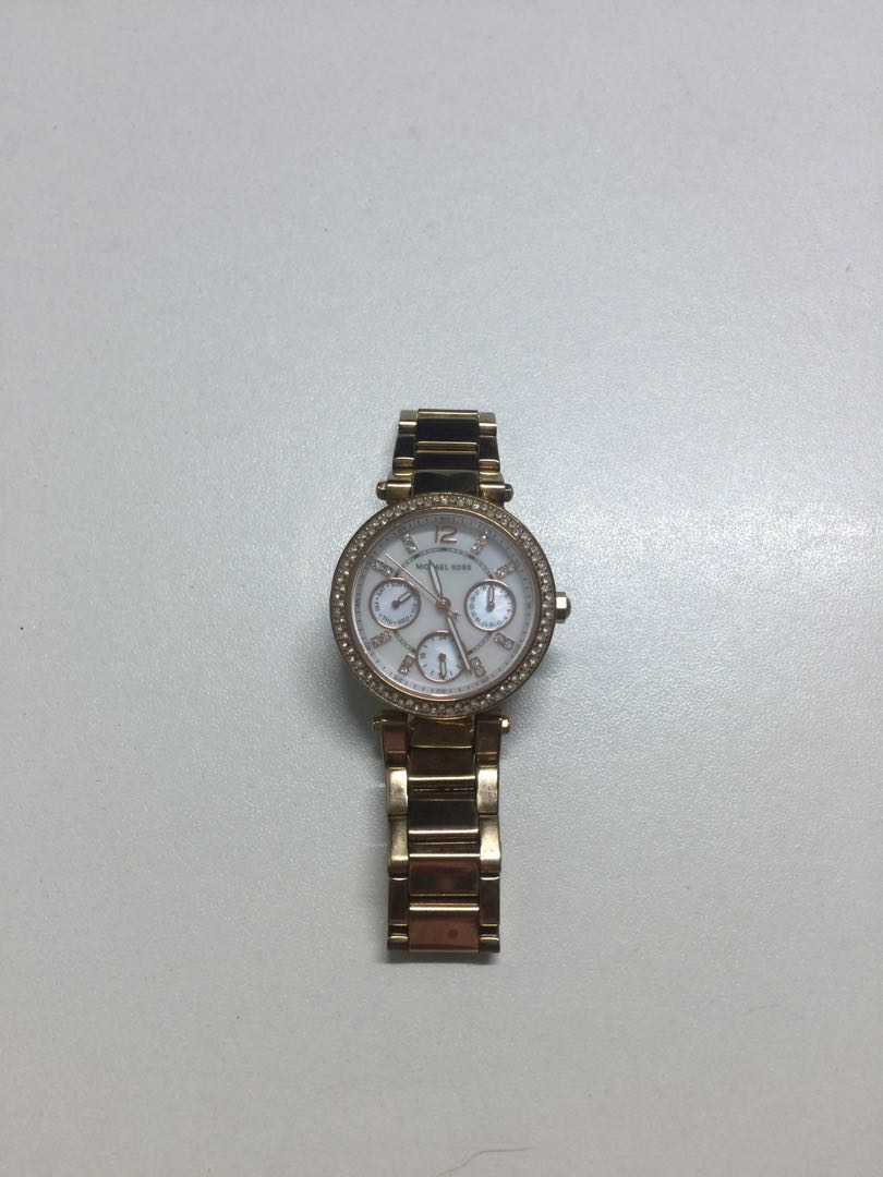 958d14e53d86 Michael Kors - MK 5616 rose gold