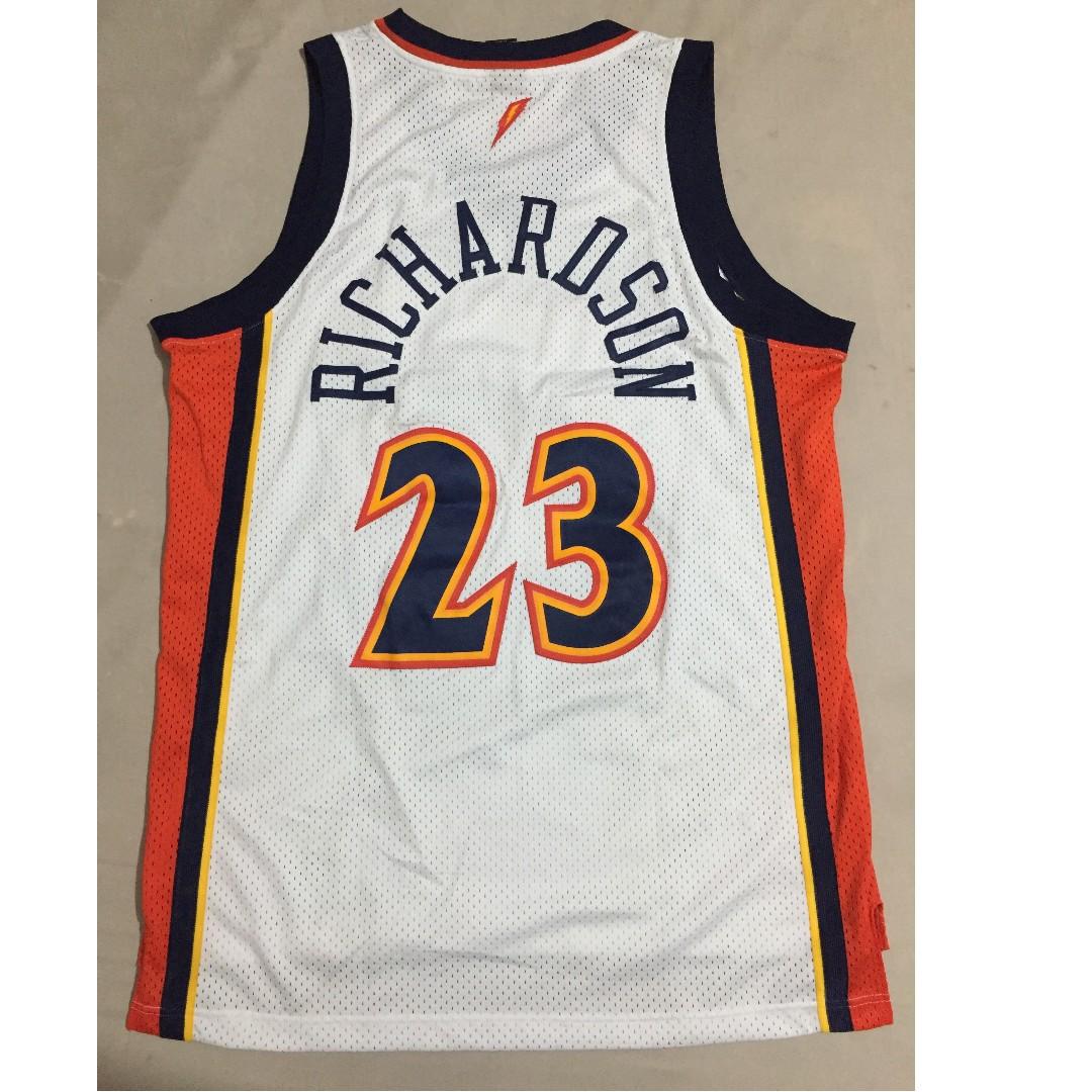 NBA Jersey Jason Richardson Golden State Warriors cab6f64cb